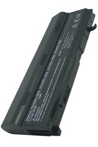 Toshiba Tecra A3X-166 battery (8800 mAh, Black)