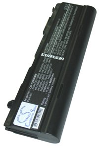 Toshiba Satellite M70-196 battery (6600 mAh, Black)