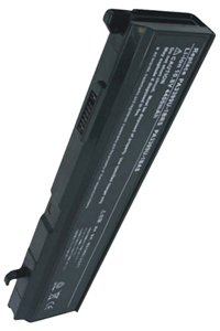 Toshiba Tecra A3X-165 battery (4400 mAh, Black)