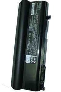 Toshiba Tecra M10-10H battery (8800 mAh, Black)