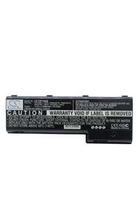 Toshiba Satellite P100-208 battery (4400 mAh, Black)