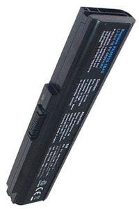 Toshiba Satellite U300-11Z battery (4400 mAh, Black)