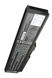 Toshiba Portégé M800-101 battery (4400 mAh, Black)