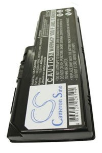 Toshiba Satellite P200D-11G battery (4400 mAh, Black)