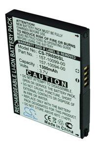 Palm Treo 500V battery (1300 mAh)