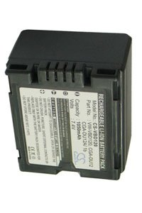 Panasonic NV-GS230EG-S battery (1050 mAh, Dark Gray)
