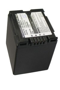 Panasonic NV-GS37EB-S battery (2160 mAh, Dark Gray)