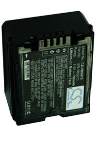 Panasonic SDR-H40 battery (750 mAh)