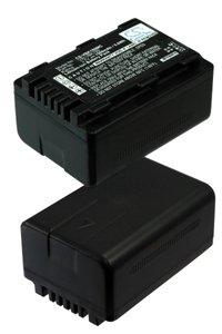 Panasonic HDC-SD60S battery (1500 mAh, Black)