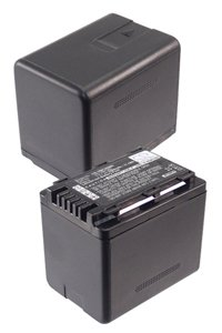 Panasonic HC-V100M battery (3000 mAh, Black)