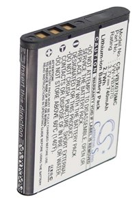 Panasonic HX-DC1EB-R battery (740 mAh)