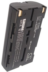 Panasonic Toughbook 01 battery (2600 mAh)