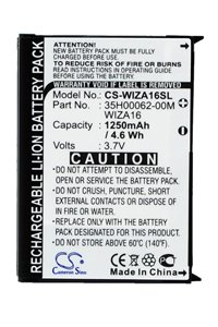 T-Mobile MDA US battery (1250 mAh)