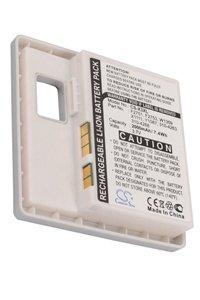 Dell Axim X3 battery (2000 mAh, Silver)