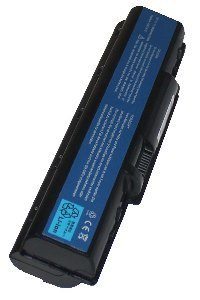 Acer Aspire 4920-1A2G12Mi battery (6600 mAh, Black)
