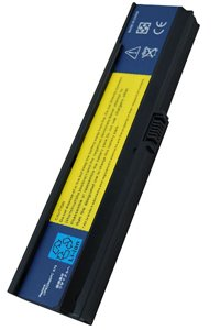 Acer TravelMate 2413WLMi battery (4400 mAh, Black)