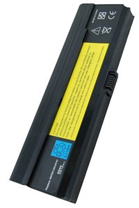 Acer TravelMate 2413LMi battery (6600 mAh, Black)