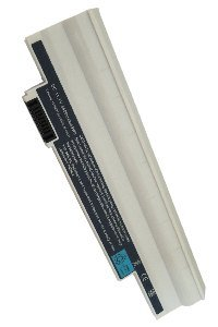 Acer Aspire One Happy Lime-2DQgrgr battery (4400 mAh, White)