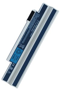 Acer Aspire One 532h-2Db_W7625 battery (4400 mAh, White)