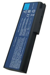 Acer Ferrari 5005WLMi battery (6600 mAh, Black)
