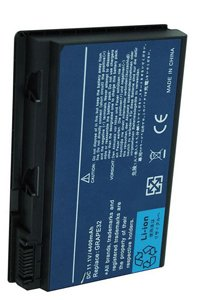 Acer TravelMate 7520G-401G16 battery (4400 mAh, Black)