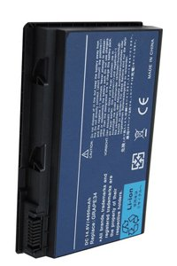 Acer TravelMate 7720G-703G50Bn battery (4400 mAh, Black)