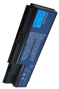 Acer Aspire 7520-6A1G12MI battery (4400 mAh, Black)