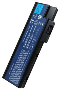 Acer Aspire 9301WSMi battery (4400 mAh, Black)