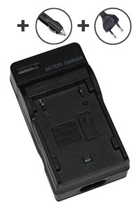 JVC GR-D93 AC and Car adapter / charger (8.4V, 0.6A)