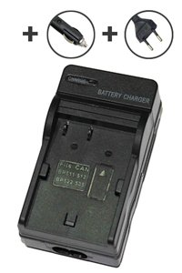 Canon MV530i AC and Car adapter / charger (8.4V, 0.6A)