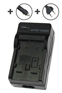 Panasonic NV-GS230 AC and Car adapter / charger (8.4V, 0.6A)