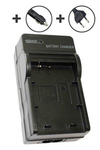 Nikon 1 J3 AC and Car adapter / charger (8.4V, 0.6A)