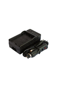 HP Photosmart R607xi AC and Car adapter / charger (4.2V, 0.6A)