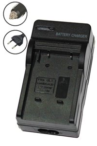 Sanyo VPC-E1403 AC and Car adapter / charger (4.2V, 0.6A)
