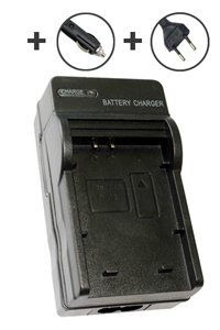 Canon EOS M AC and Car adapter / charger (8.4V, 0.6A)