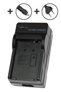 Canon EOS 550D AC and Car adapter / charger (8.4V, 0.6A)