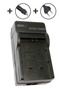 Canon Digital IXUS 240HS AC and Car adapter / charger (8.4V, 0.6A)