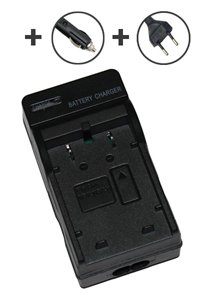Canon PowerShot S200 AC and Car adapter / charger (4.2V, 0.6A)
