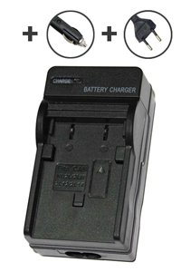 Canon PowerShot S70 AC and Car adapter / charger (8.4V, 0.6A)