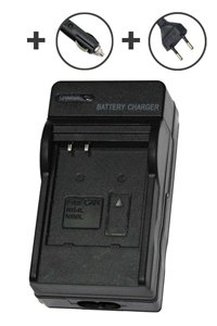 Canon PowerShot 430 AC and Car adapter / charger (4.2V, 0.6A)