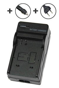 Canon Digital IXUS 95 IS AC and Car adapter / charger (4.2V, 0.6A)