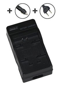 Canon Digital IXUS 1000 HS AC and Car adapter / charger (4.2V, 0.6A)