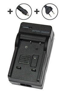 Pentax Optio WP AC and Car adapter / charger (4.2V, 0.6A)