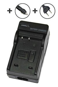 Sony Cyber-shot DSC-P150/B AC and Car adapter / charger (4.2V, 0.6A)