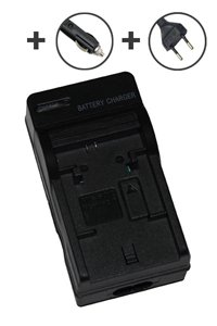 Sony Cyber-shot DSC-P5 AC and Car adapter / charger (4.2V, 0.6A)