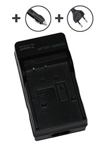 Sony Cyber-shot DSC-T7 AC and Car adapter / charger (4.2V, 0.6A)