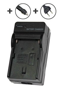 Sony DCR-TRV238E AC and Car adapter / charger (8.4V, 0.6A)