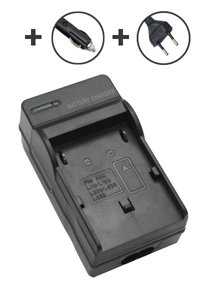 Samsung VP-M50 AC and Car adapter / charger (8.4V, 0.6A)