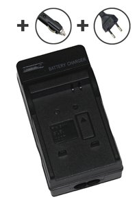 Samsung Digimax i8 AC and Car adapter / charger (4.2V, 0.6A)