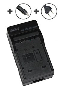 Samsung NV100HD AC and Car adapter / charger (4.2V, 0.6A)
